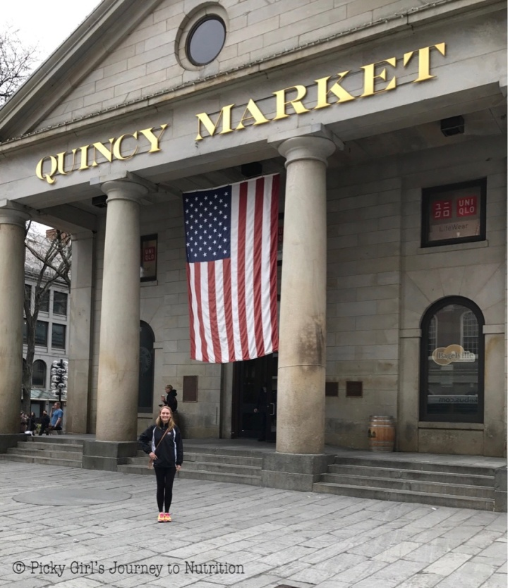 Quincy Market – Massachusetts