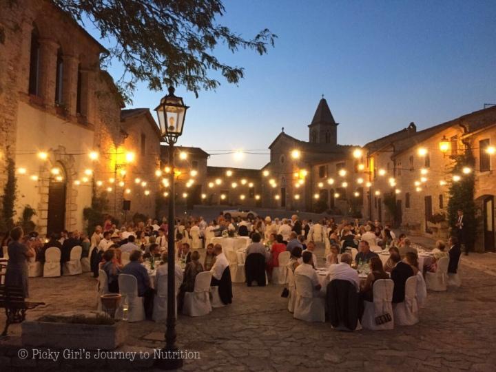 Italy – Titignano