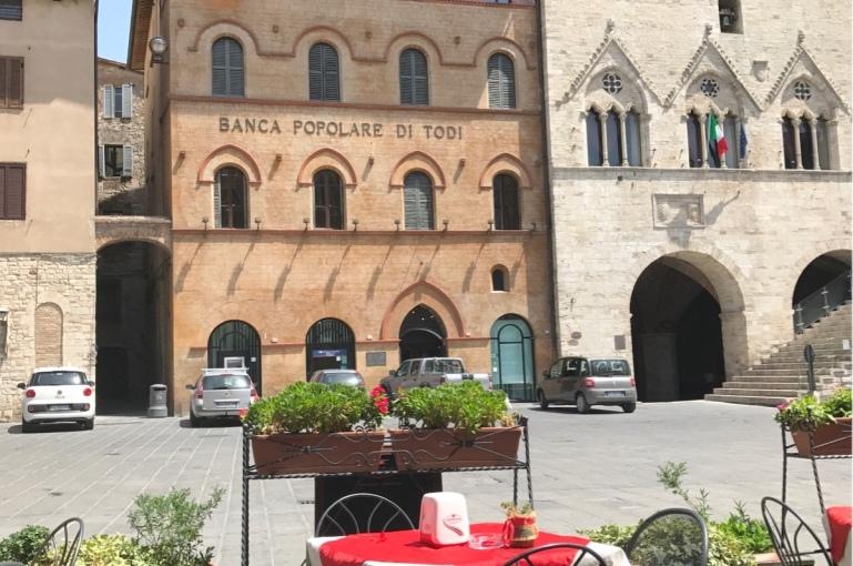 Todi – Perugia – Arezzo –Siena